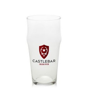 16 Oz. Libbey Heat-Treated English Pub Glasses